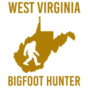 West Virginia - Bigfoot Hunter - West Virginia T-Shirt