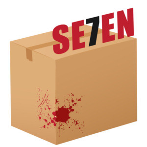 What's in the box - Se7en T-Shirt - 90's T-Shirt
