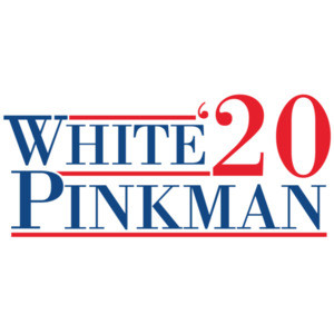 White Pinkman 2020 Election - Breaking Bad T-Shirt