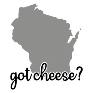 Wisconsin - Got Cheese - Wisconsin T-Shirt