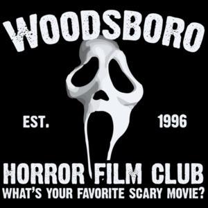 Woodsboro Horror Film Club - Scream T-Shirt