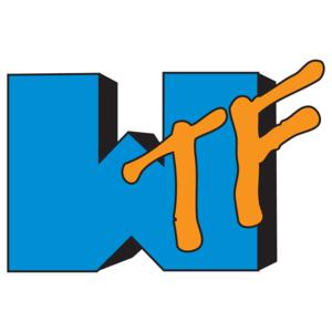 Wtf Mtv Spoof T-shirt