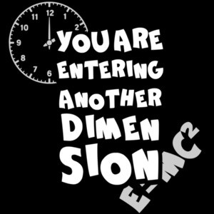 You are entering another dimension - The Twilight Zone T-Shirt