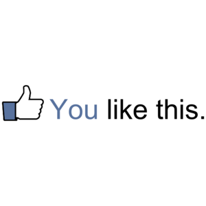 You Like This - Facebook Status T-shirt