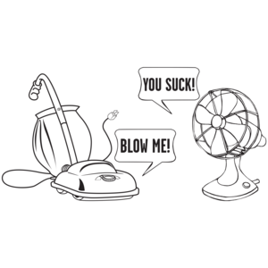 You Suck, Blow Me T-shirt