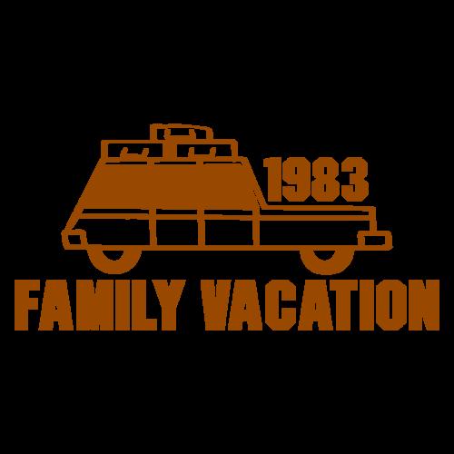 Family Vacation T Shirt