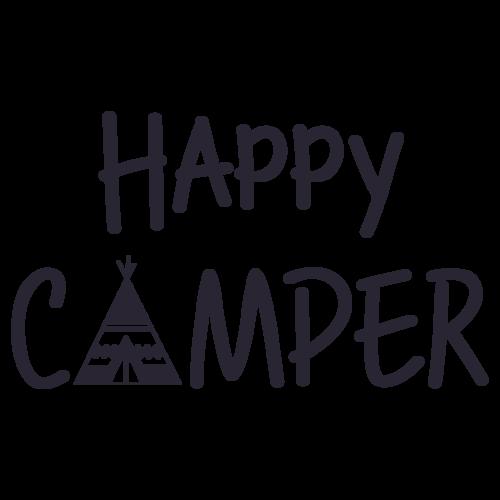 Happy Camper Teepee
