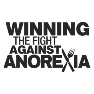 Winning The Fight Against Anorexia T-Shirt