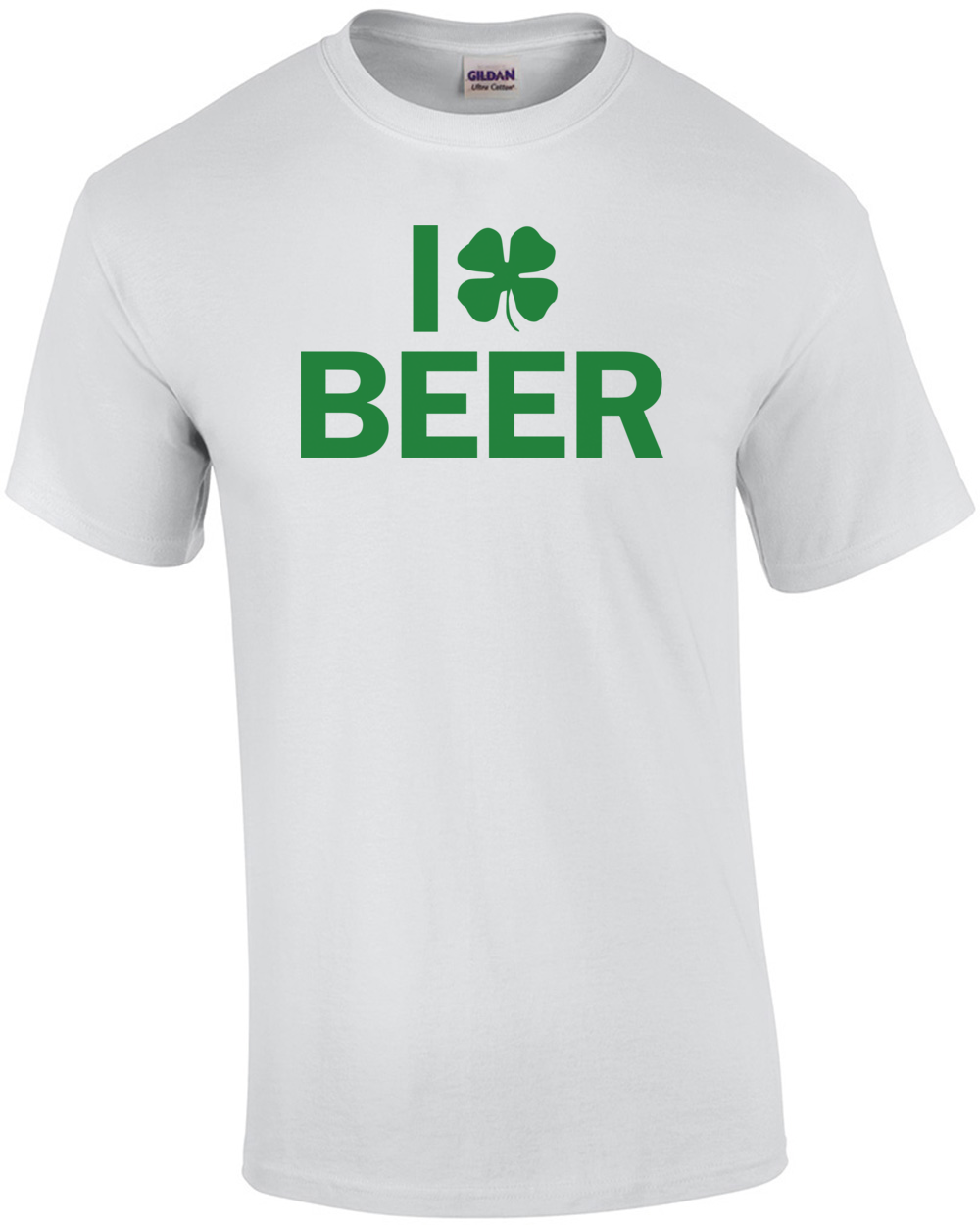 i clover beer st patrick u0027s day shirt