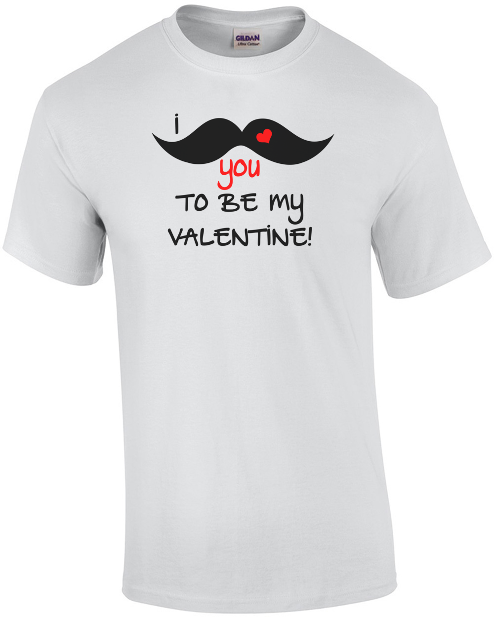 i mustache you to be my valentine funny valentines day shirt - Valentine Day Shirts