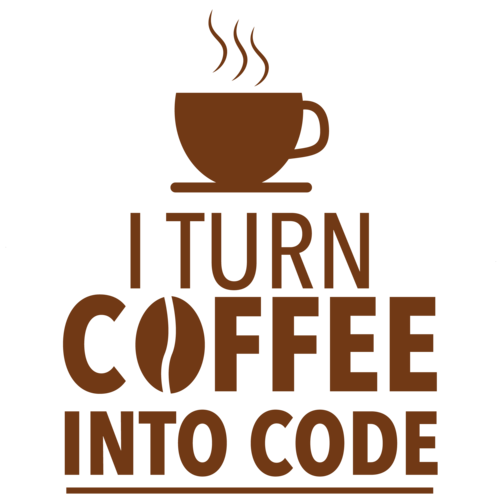 Coding Shirt Programmer Gift I Turn Coffee Into Code Shirt Funny Programming Shirt