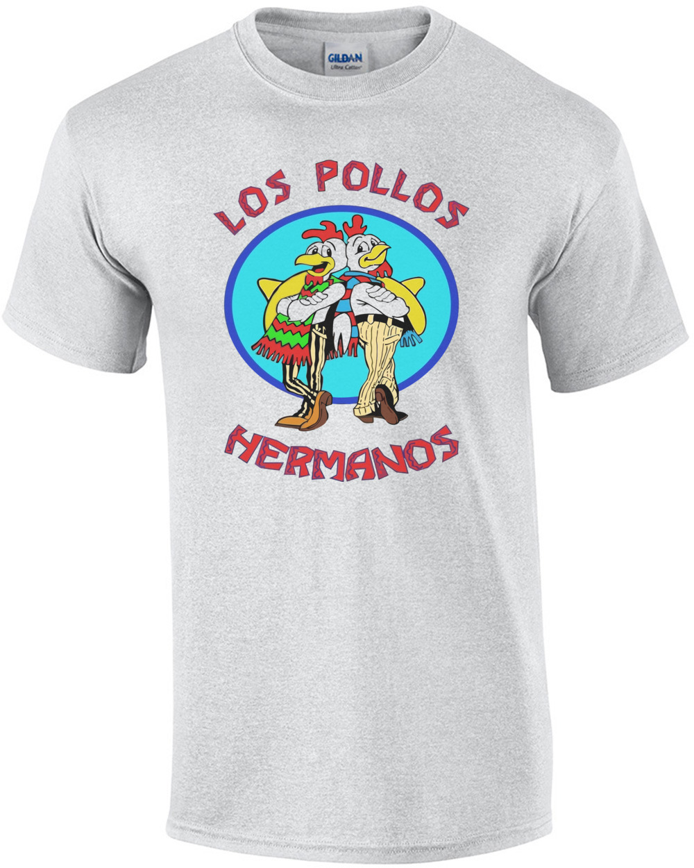 739945b1 Los Pollos Hermanos Breaking Bad - Better Call Saul - Shirt