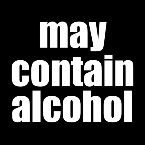 eb816f9df5b May Contain Alcohol - Funny Drinking T-Shirt