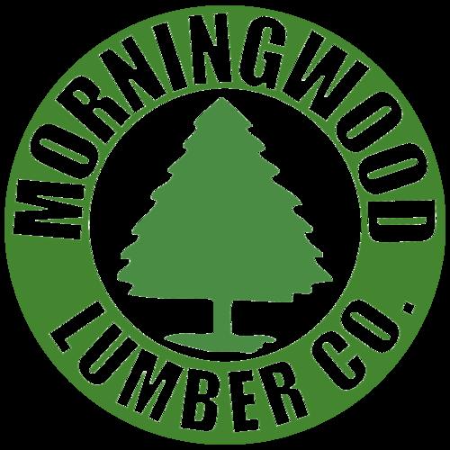 Woods Lumber Logo ~ Morningwood lumber company funny t shirt