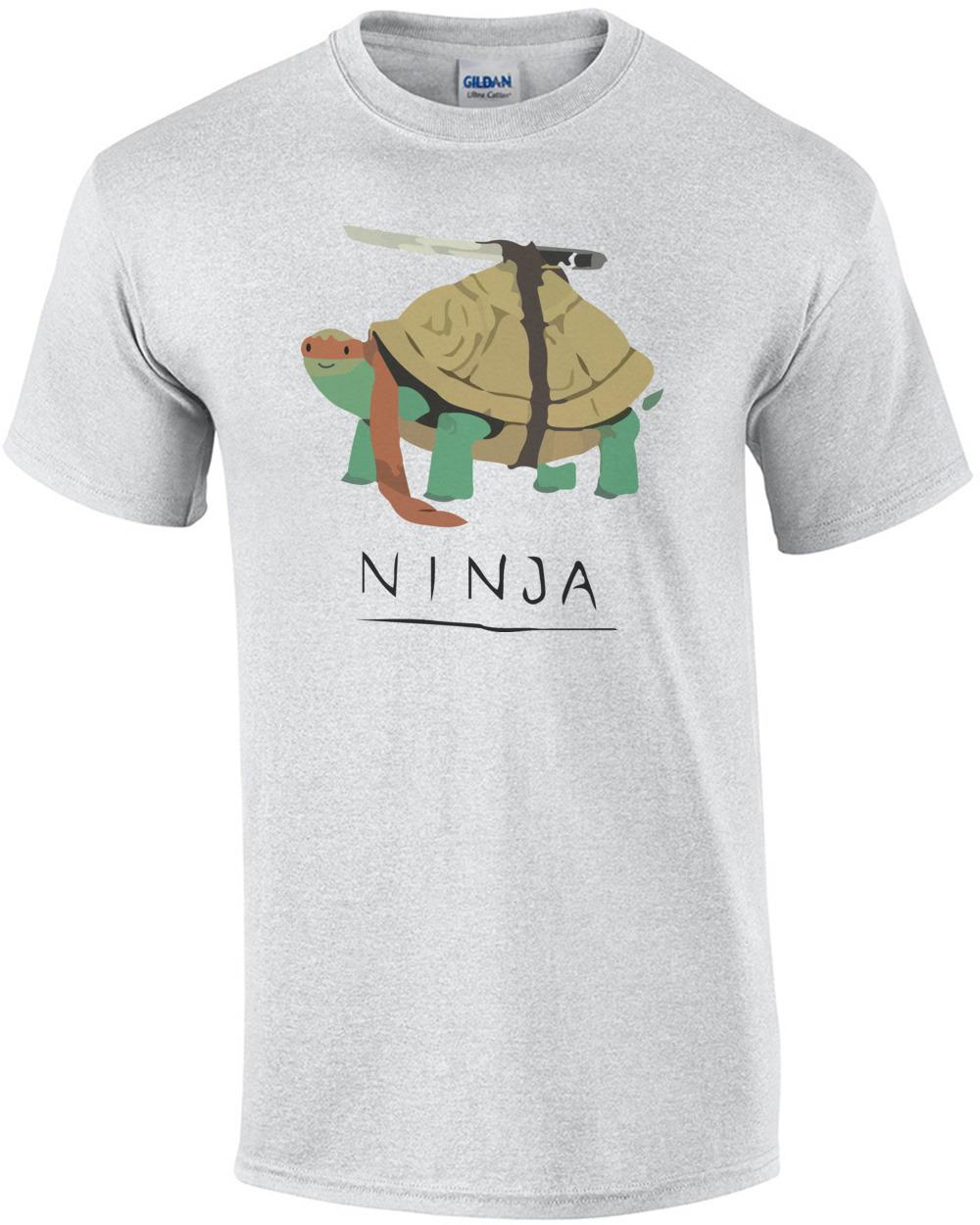 5655390f1bdfa Ninja Turtle Funny T-Shirt shirt