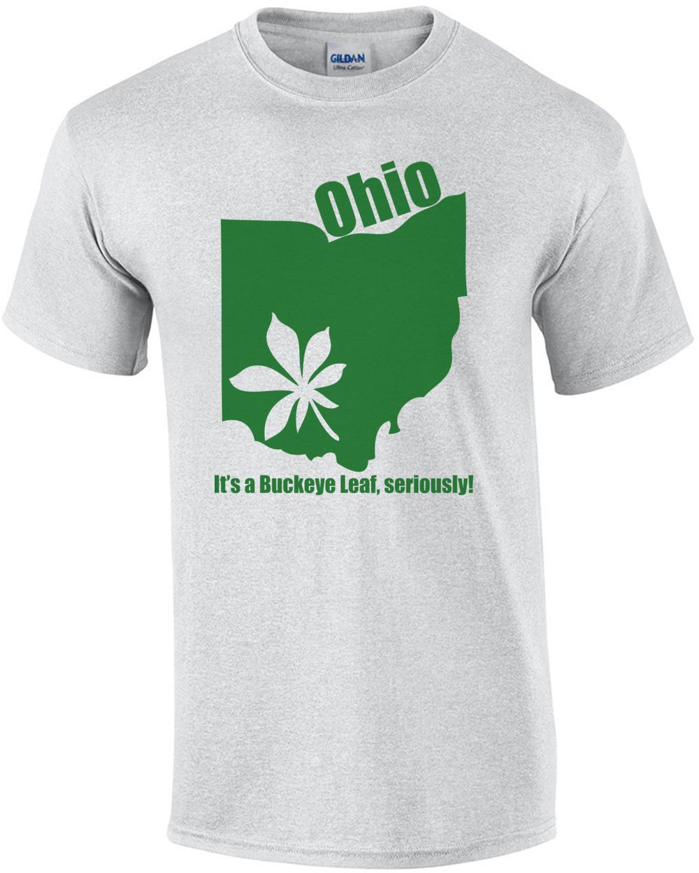 Marijuana Weed Ohio USA State OH Crewneck Sweatshirt