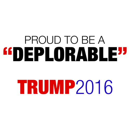 8e20888a56 Proud To Be A Deplorable