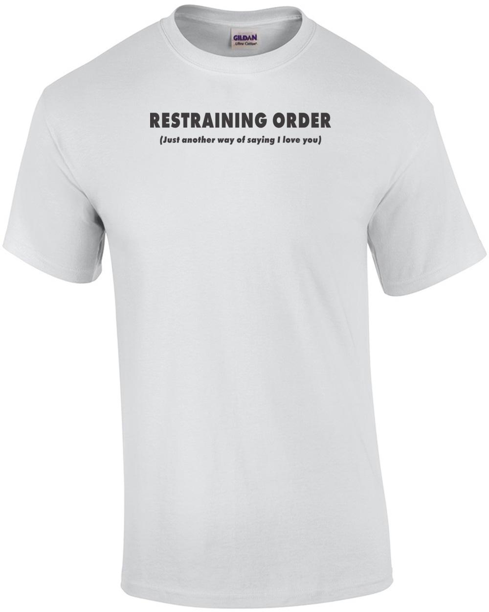 Should I get a restraining order or no?