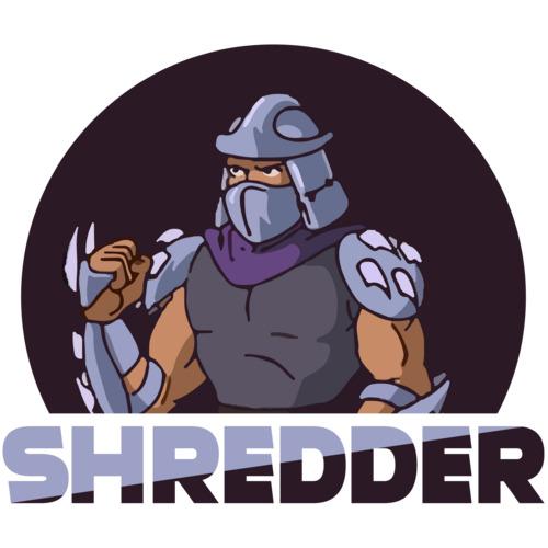 Shredder Teenage Mutant Ninja Turtles Tmnt 80 S T Shirt
