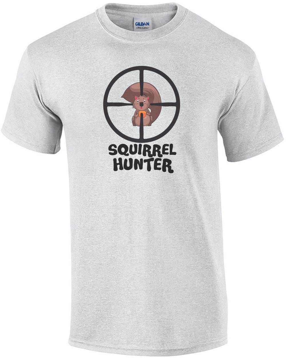 LightRed Funny Squirrel Shirt Mens Shirt Tee Shirt