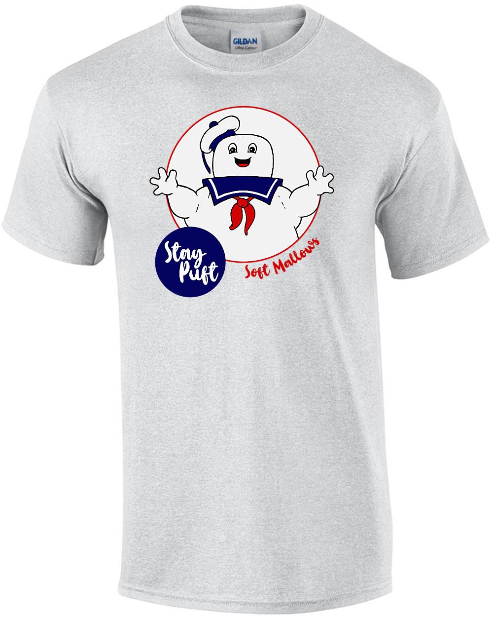 GEEK TEEZ Staypuft Marshmallow Man Mens Tank Top