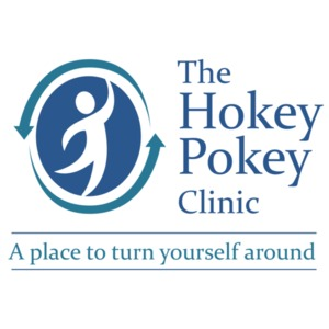 The Hokey Pokey Clinic A Place To Turn Yourself Around Funny T-Shirt