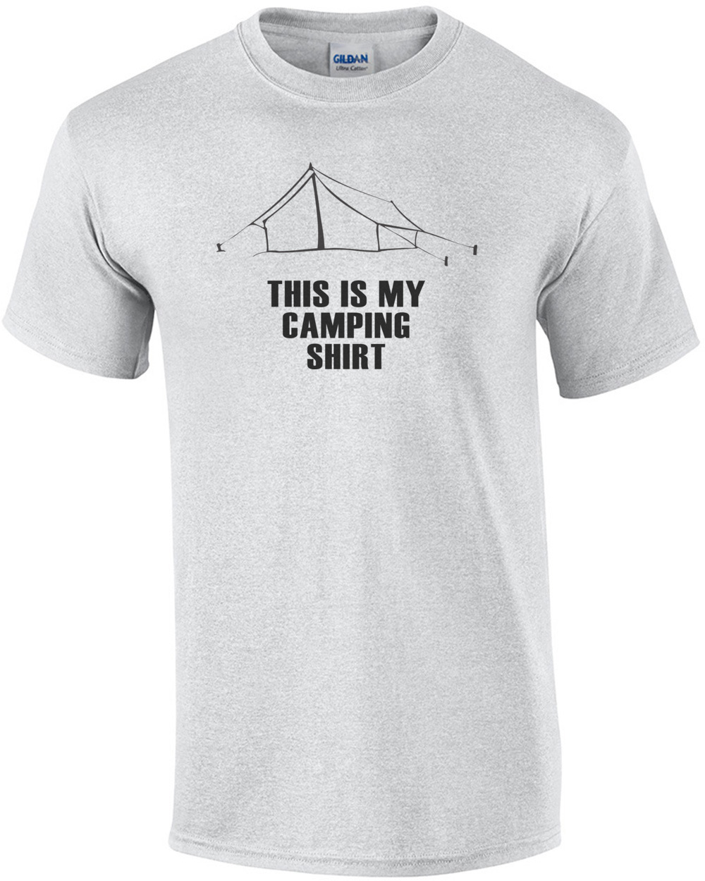 This Is My Camping Shirt Camping T Shirt