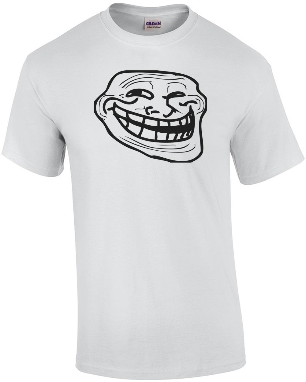 Troll Face t Shirts Troll Face The T-shirt