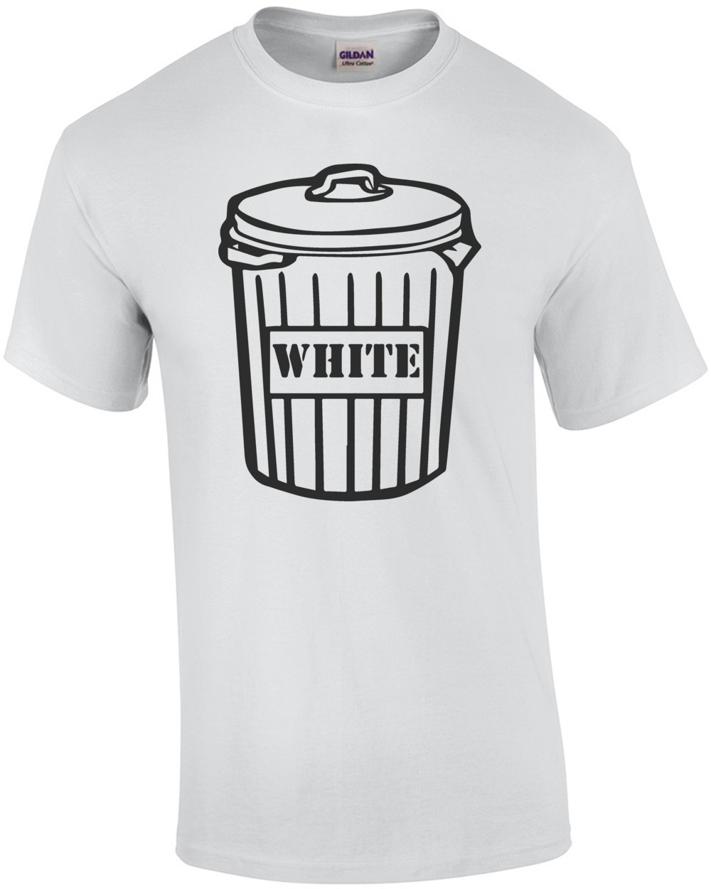 White Trash - Funny T-Shirt shirt