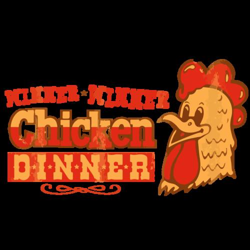 Winner Winner Chicken Dinner - Poker T-Shirt shirt