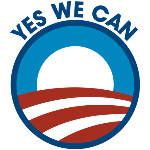 Yes we can barack obama t shirt for Bett yes we can